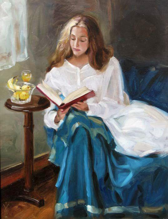 La lecture, une porte ouverte sur un monde enchanté (F.Mauriac) 41239c10