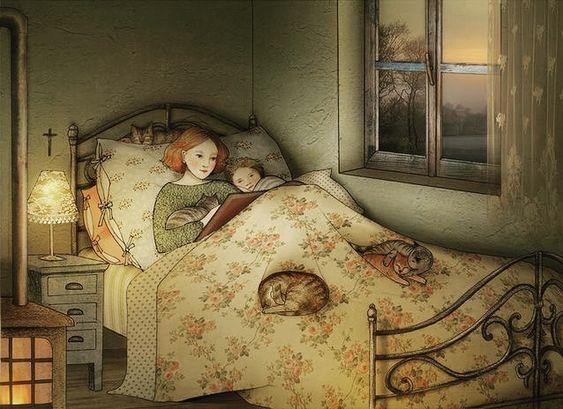 La lecture, une porte ouverte sur un monde enchanté (F.Mauriac) 44fc8c10