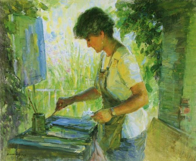 Une peinture pour rêver, voyager, s'émouvoir ...  - Page 2 50b3d010