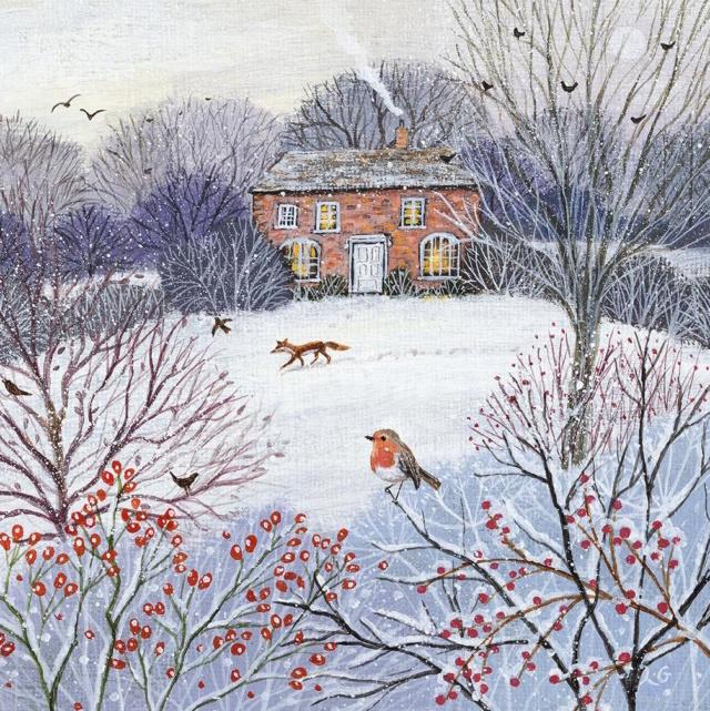 Paysages d'hiver ... 53212