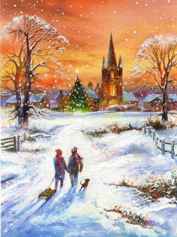Paysages d'hiver ... 53363310