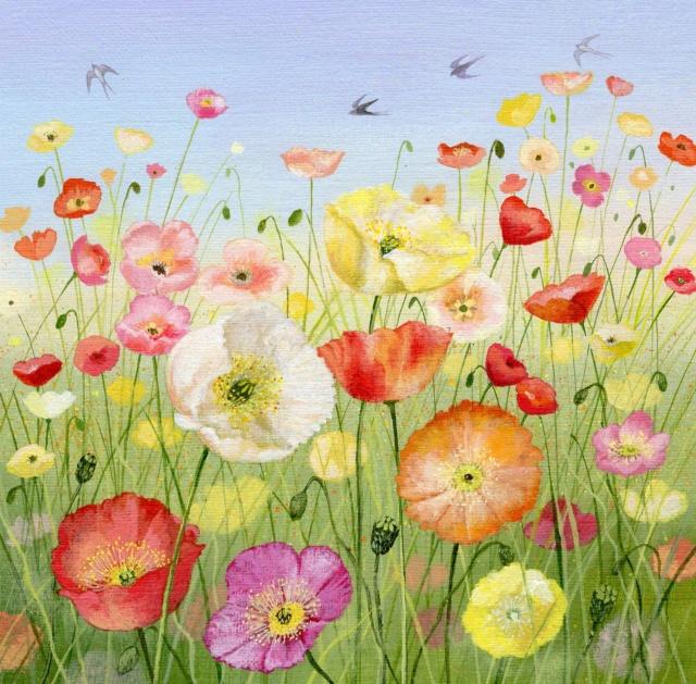 Fleurs printanières  57210
