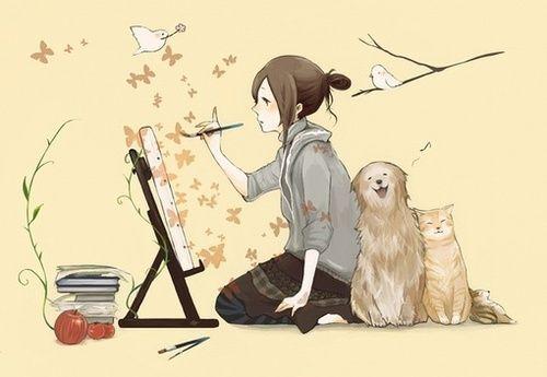 Une peinture pour rêver, voyager, s'émouvoir ...  - Page 2 5ce78210