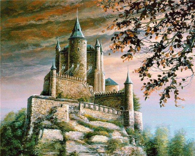 Constructions superbes ... Palais, châteaux, cathédrales et autres édifices - Page 2 62bbf210