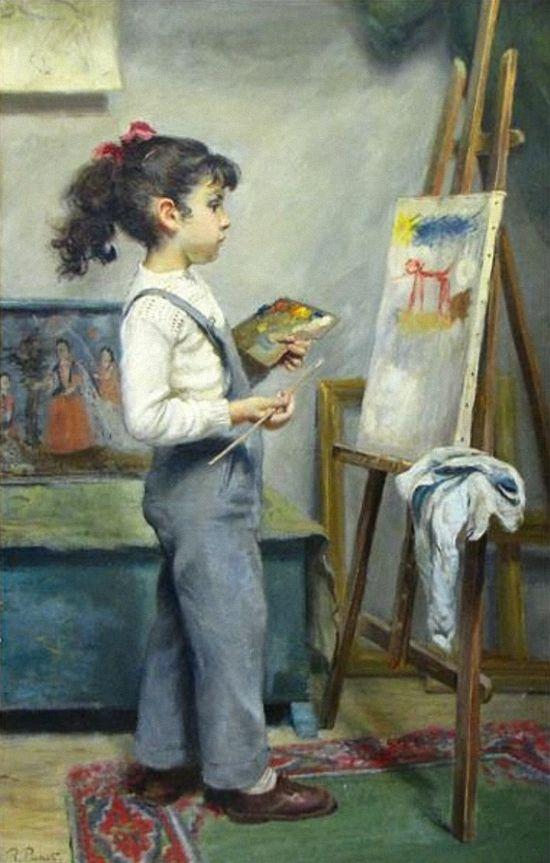 Une peinture pour rêver, voyager, s'émouvoir ...  - Page 2 66ee4e10