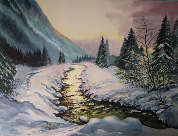 L'eau paisible des ruisseaux et petites rivières  - Page 2 6b754f10