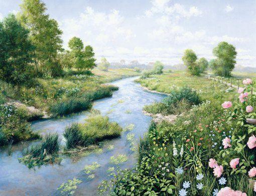 L'eau paisible des ruisseaux et petites rivières  - Page 2 6d8c0510