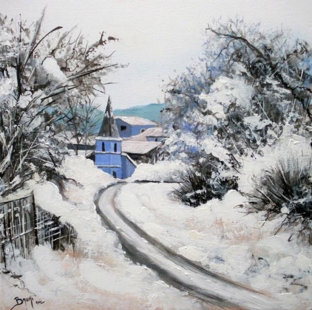Paysages d'hiver ... 72379710