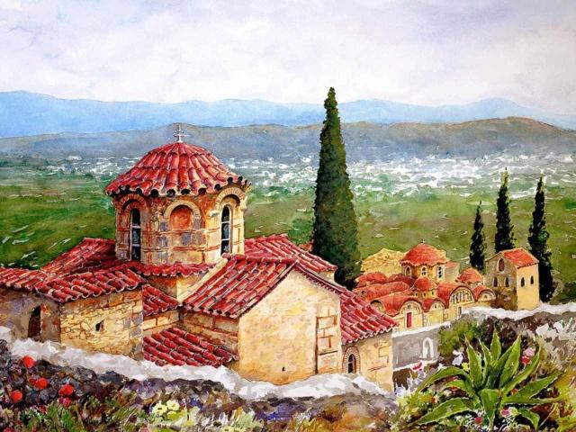 Constructions superbes ... Palais, châteaux, cathédrales et autres édifices - Page 2 7312-l10
