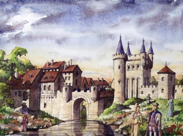 Constructions superbes ... Palais, châteaux, cathédrales et autres édifices - Page 2 75-75310