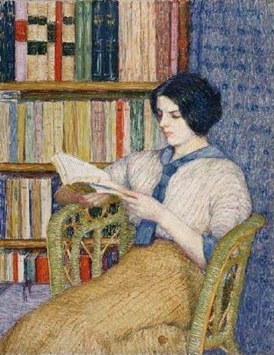 La lecture, une porte ouverte sur un monde enchanté (F.Mauriac) - Page 2 762d8710
