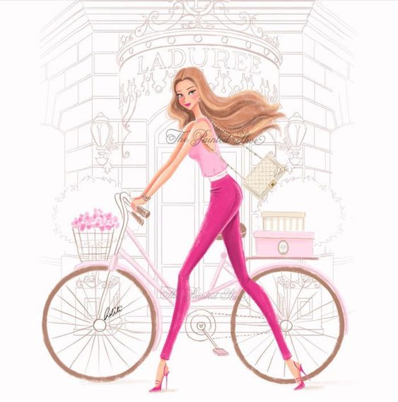 A bicyclette ... 77fc9910