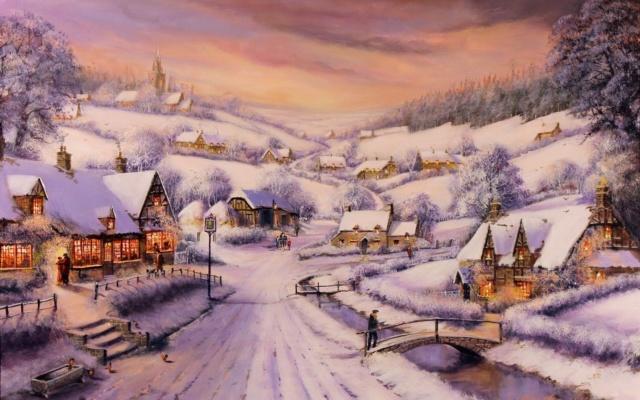 Paysages d'hiver ... 93453510