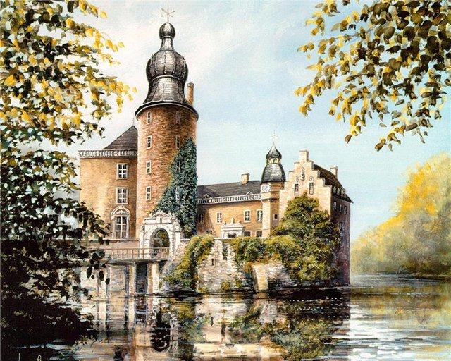 Constructions superbes ... Palais, châteaux, cathédrales et autres édifices - Page 2 9badea10