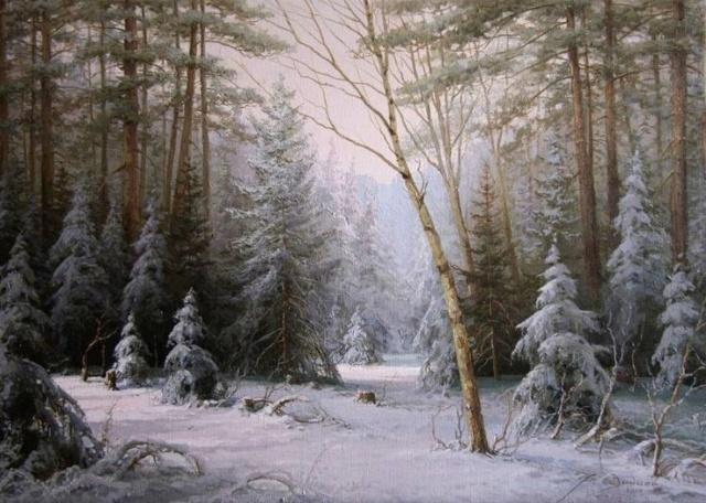 Paysages d'hiver ... 9e2a9010