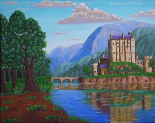 Constructions superbes ... Palais, châteaux, cathédrales et autres édifices - Page 2 9f9c1710