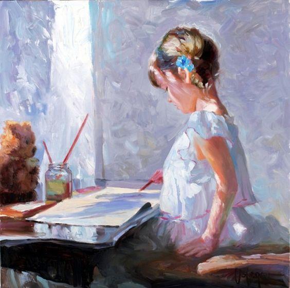 Une peinture pour rêver, voyager, s'émouvoir ...  A43c4210