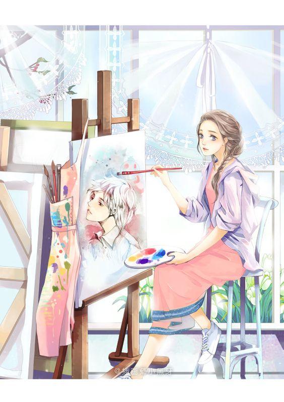 Une peinture pour rêver, voyager, s'émouvoir ...  - Page 2 A90b0710