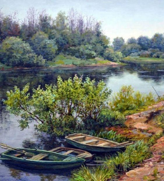 L'eau paisible des ruisseaux et petites rivières  Aaf5c210