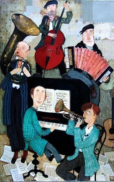 """"""" La Musique adoucit les moeurs """" ( Aristote ) Ac306710"""