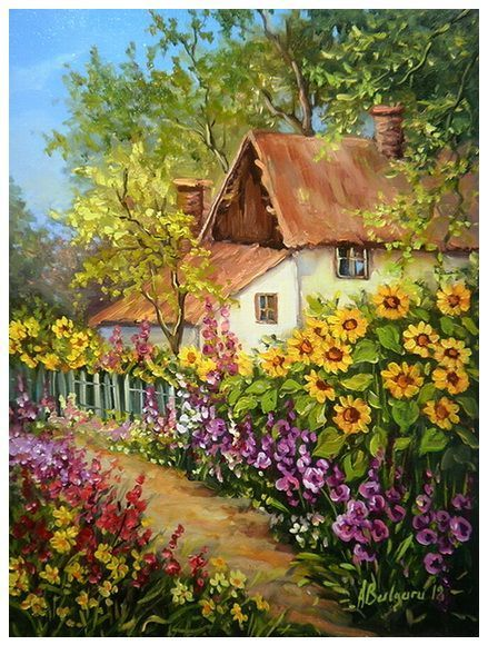 Fleurs printanières  Af13e510