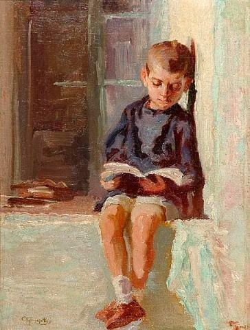 La lecture, une porte ouverte sur un monde enchanté (F.Mauriac) - Page 2 Alexan11