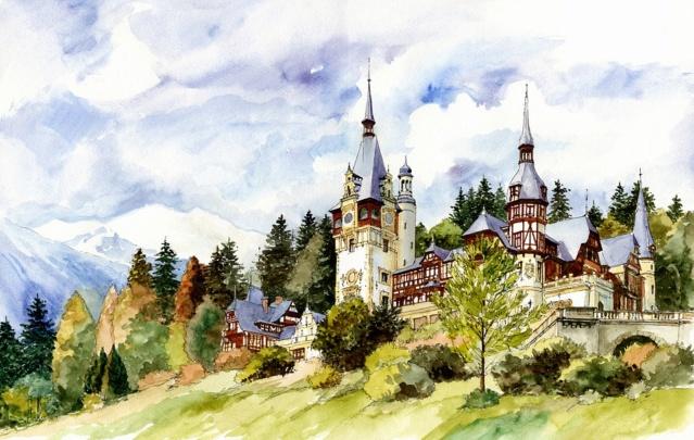 Constructions superbes ... Palais, châteaux, cathédrales et autres édifices - Page 2 Archit10