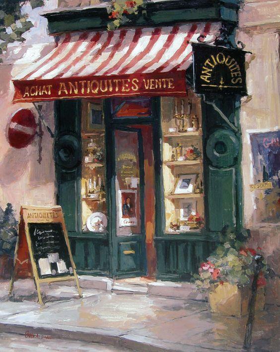 """Des petites """"boutiques"""" ... B00b3510"""