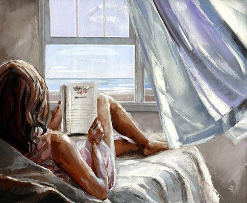 La lecture, une porte ouverte sur un monde enchanté (F.Mauriac) - Page 2 B2afb110