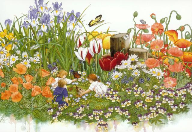 Fleurs printanières  Bambi_10