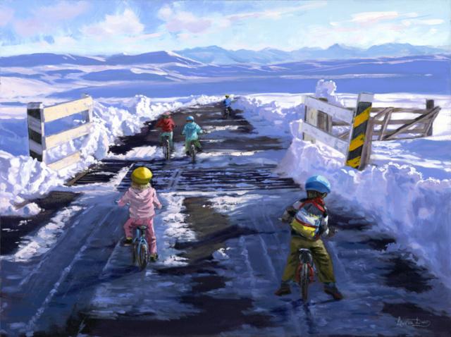 A bicyclette ... - Page 3 Bikeri10