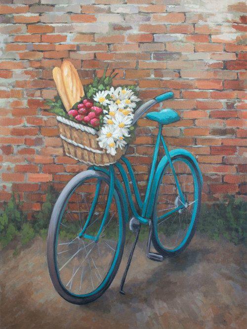 A bicyclette ... C35b4010