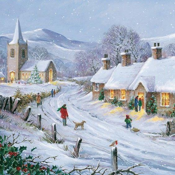 Paysages d'hiver ... C63c3010