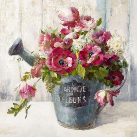 Bouquet dans un vase, une corbeille, une coupe, une poterie  - Page 2 Carte-14