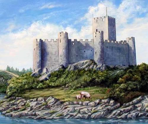 Constructions superbes ... Palais, châteaux, cathédrales et autres édifices - Page 2 Castel11