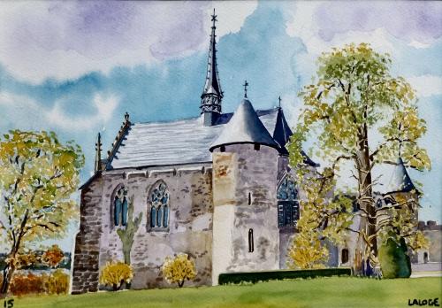 Constructions superbes ... Palais, châteaux, cathédrales et autres édifices - Page 2 Chapel17