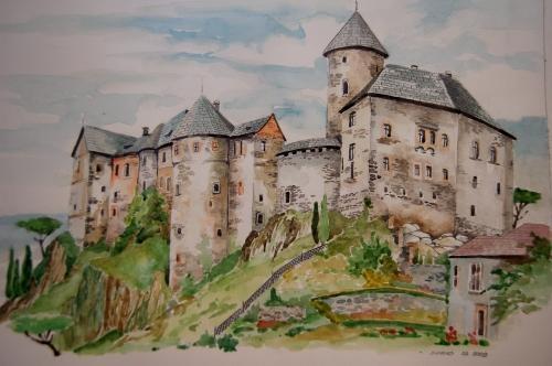 Constructions superbes ... Palais, châteaux, cathédrales et autres édifices - Page 2 Chatea12