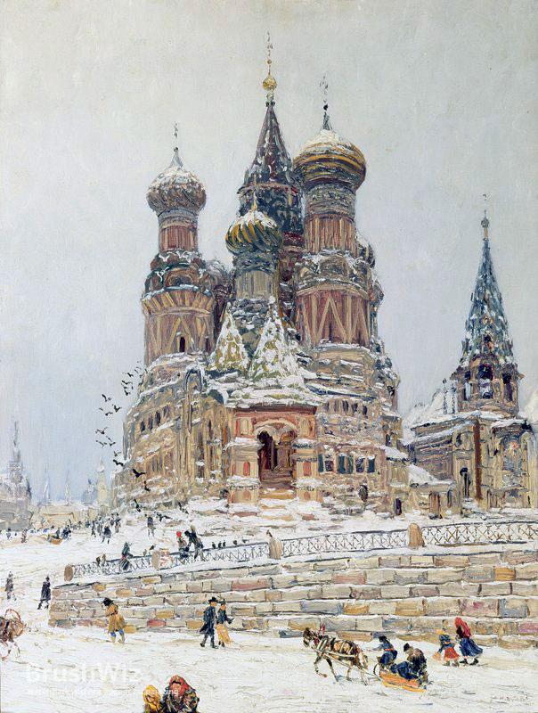 Constructions superbes ... Palais, châteaux, cathédrales et autres édifices - Page 2 Church10