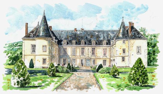 Constructions superbes ... Palais, châteaux, cathédrales et autres édifices - Page 2 Chzate10