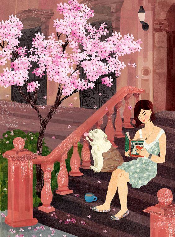 La lecture, une porte ouverte sur un monde enchanté (F.Mauriac) D968bc10