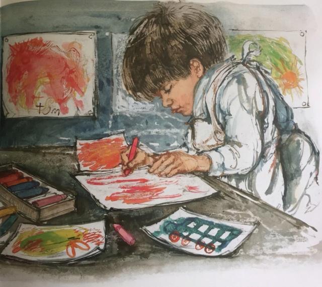Une peinture pour rêver, voyager, s'émouvoir ...  - Page 2 Dl6gyy10