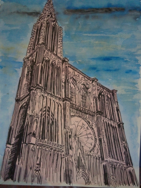 Constructions superbes ... Palais, châteaux, cathédrales et autres édifices - Page 2 E2969010