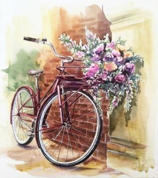 A bicyclette ... E9f48111