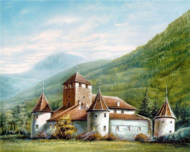 Constructions superbes ... Palais, châteaux, cathédrales et autres édifices - Page 2 F044a210