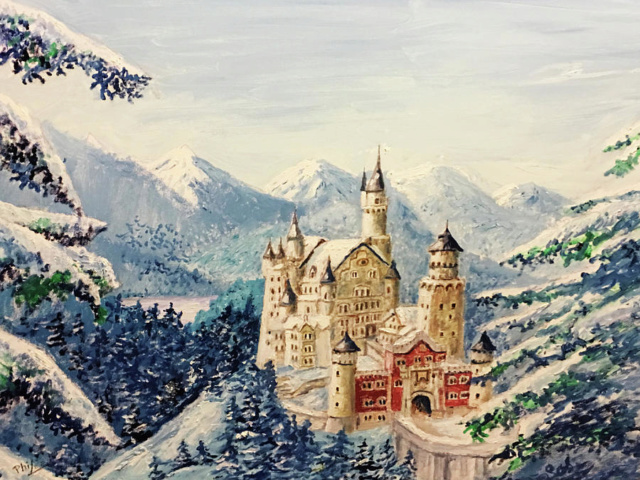 Constructions superbes ... Palais, châteaux, cathédrales et autres édifices - Page 2 Fairy-10