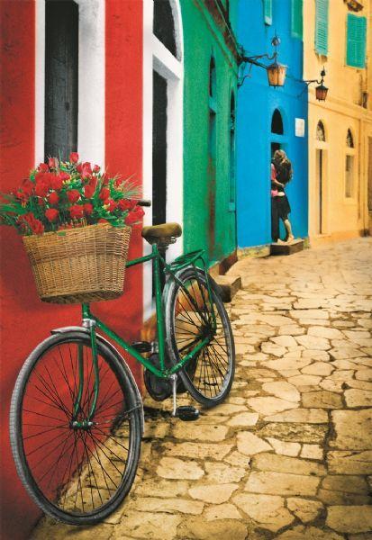A bicyclette ... Fbd3da10