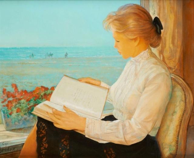 La lecture, une porte ouverte sur un monde enchanté (F.Mauriac) - Page 2 Fc045710