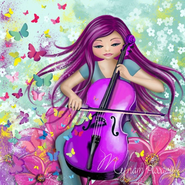 """"""" La Musique adoucit les moeurs """" ( Aristote ) - Page 3 Il_79410"""