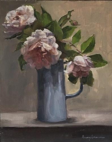 Bouquet dans un vase, une corbeille, une coupe, une poterie  - Page 2 Itemsf10