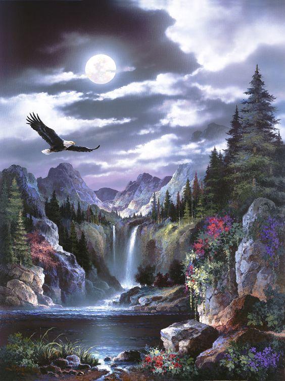 Rêver est une liberté pour tous ...  James_10